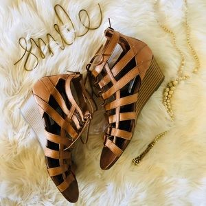 Steve Madden Lace Up Wedge